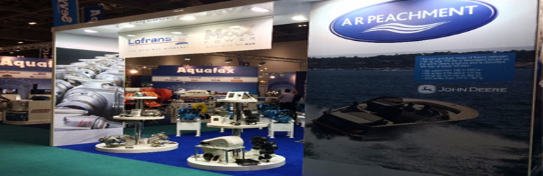 Lofrans at LONDON BOAT SHOW 2015