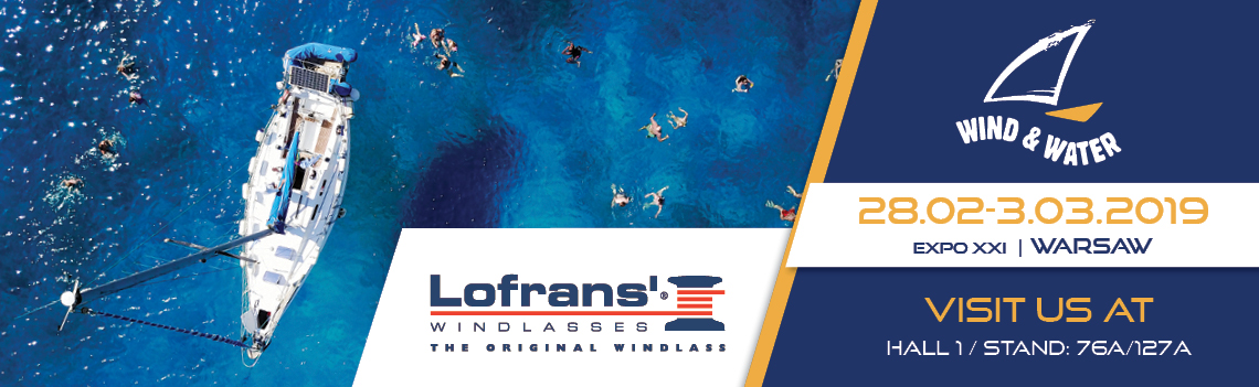 Lofrans' at Wind & Water 2019