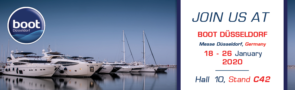 Boot 2020: Lofrans' will be attending the most international trade fair for boats and water sports!