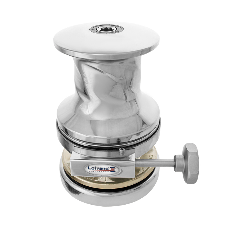 SX3.5 - Vertical Windlass