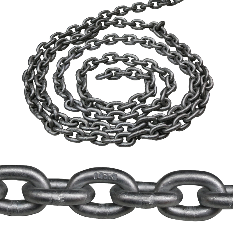 LOFRANS' Hot dip galvanized chain, Calibrated