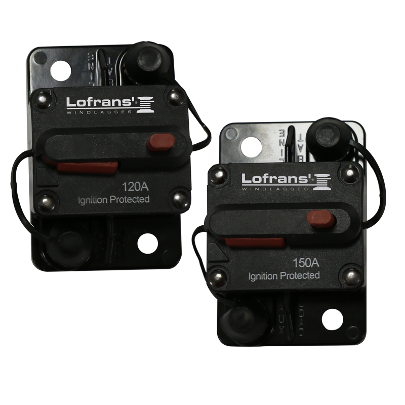 Thermal Circuit Breaker Surface Mounted