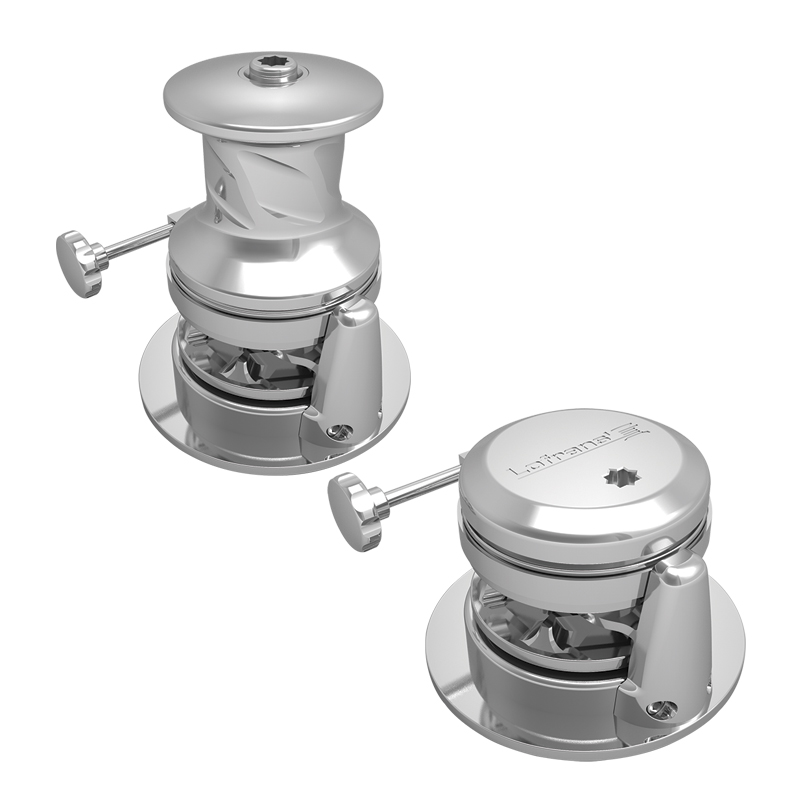 SX4 - Vertical Windlass